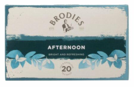 Brodies Afternoon