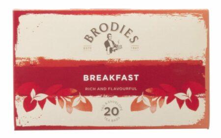 Brodies Breakfast