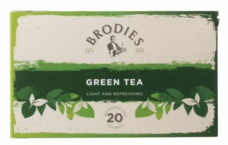 Brodies Green Tea