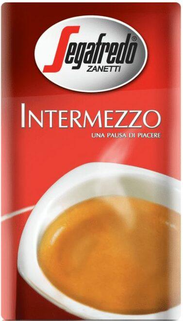 Segafredo Intermezzo gemalen 250gr