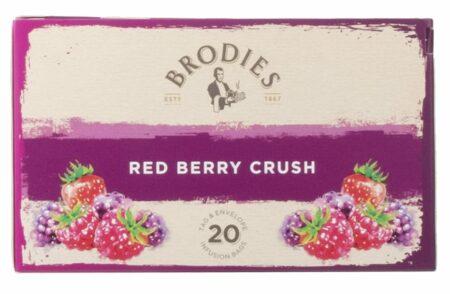 Brodies Red Berry Crush