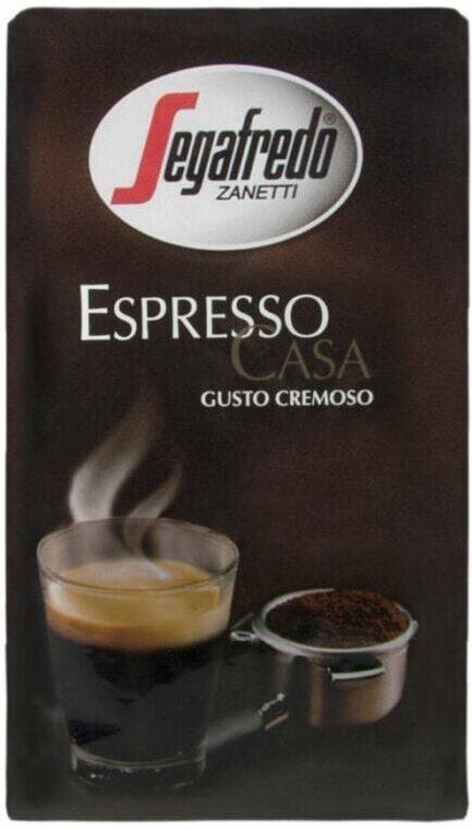Segafredo Espresso Casa gemalen