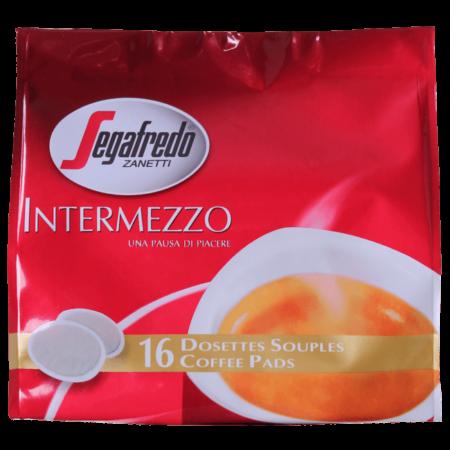Segafredo Intermezzo koffiepads
