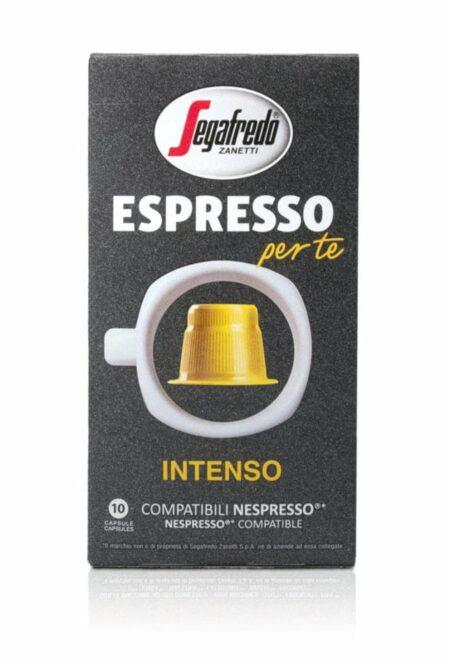 Segafredo Per Te capsules Intenso voor Nespresso®