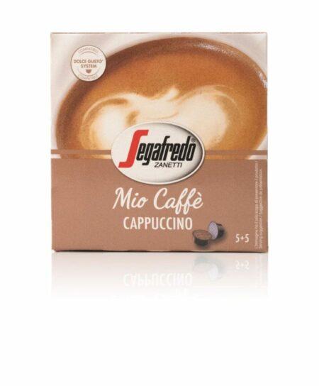 Segafredo Mio Caffè Cappuccino capsules voor Dolce Gusto®