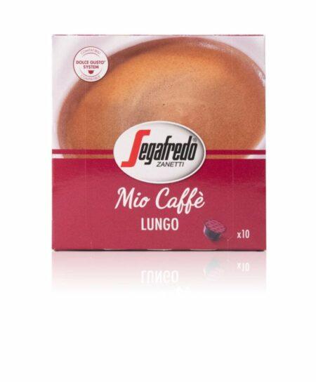 Segafredo Mio Caffè Lungo capsules voor Dolce Gusto®