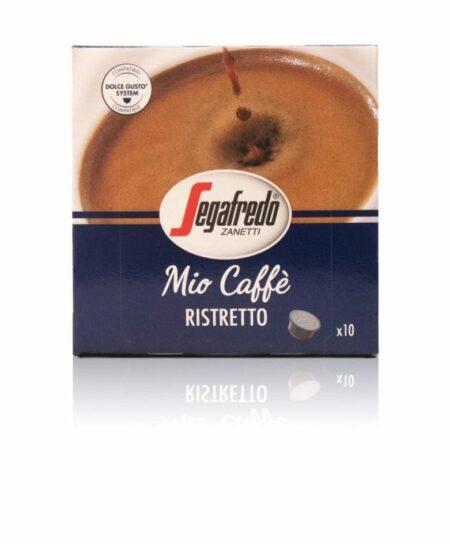 Segafredo Mio Caffè Ristretto capsules voor Dolce Gusto®
