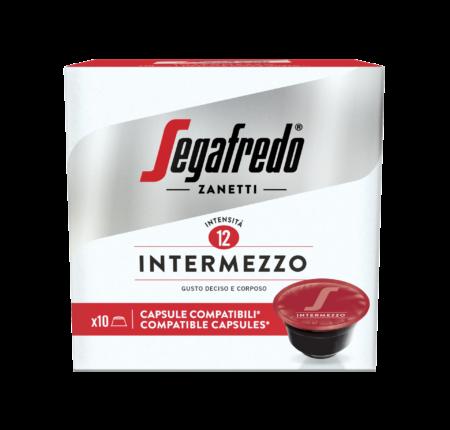 Segafredo Intermezzo capsules voor Dolce Gusto®