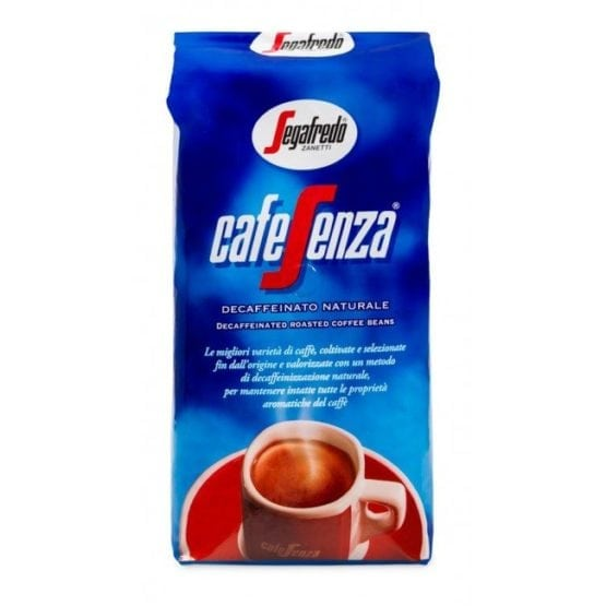 Segafredo Cafesenza cafeïnevrij