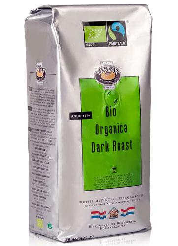 Tiktak Organica Dark Roast