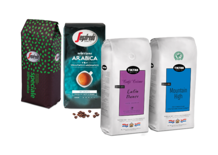 The pure Arabica taste