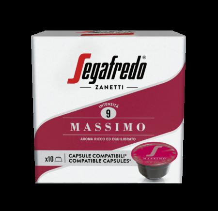 Segafredo Massimo capsules voor Dolce Gusto®
