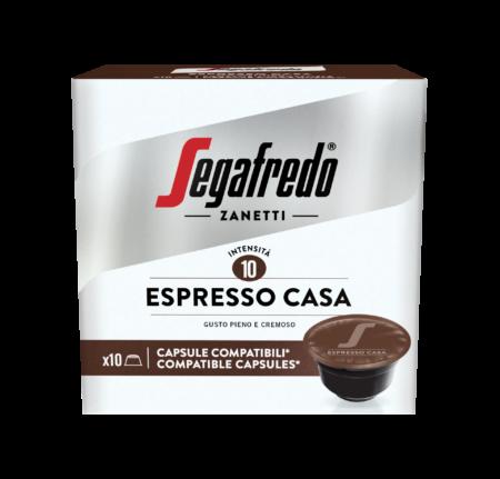 Segafredo Espresso Casa capsules voor Dolce Gusto®